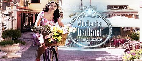 MUCHACHA ITALIANA VIENE A CASARSE